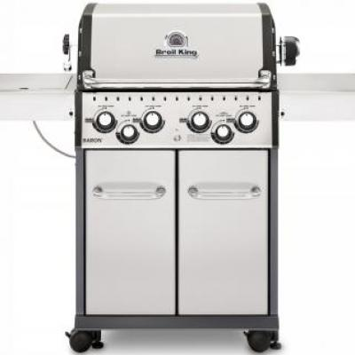 BROIL KING BARON S490 inkl. Drehspiess